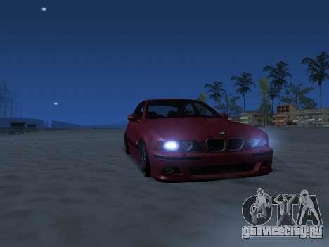 ENB Series [MEDIUM PC] для GTA San Andreas четвёртый скриншот
