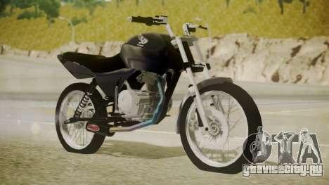 Honda Titan CG150 Stunt для GTA San Andreas
