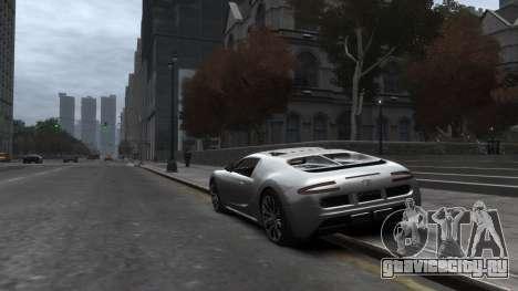 Adder HQ from GTA 5 для GTA 4 вид справа