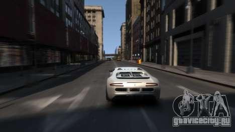 Adder HQ from GTA 5 для GTA 4 вид слева