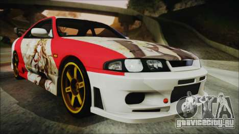 Nissan Skyline R33 Kantai Collection Kongou для GTA San Andreas