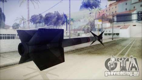 AIM9 Missile для GTA San Andreas третий скриншот