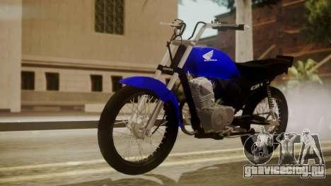 Honda CB1 для GTA San Andreas