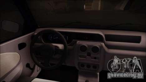 Dacia Solenza Jandarmeria для GTA San Andreas вид сзади слева