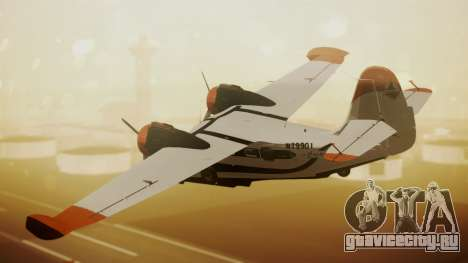 Grumman G-21 Goose N79901 для GTA San Andreas вид слева