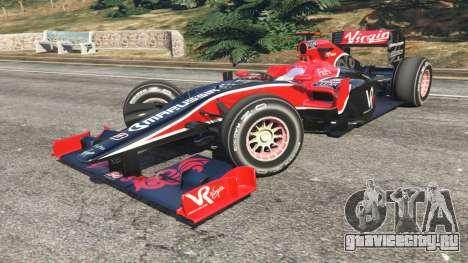 Virgin VR-01 [Тимо Глок] v1.1 для GTA 5 вид справа