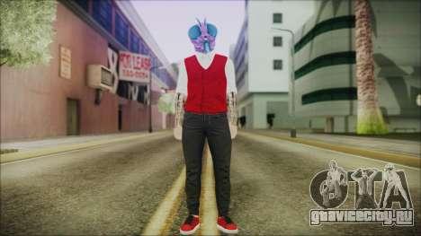 DLC Halloween GTA 5 Mosca для GTA San Andreas второй скриншот
