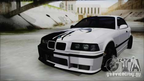 BMW M3 E36 Good and Evil для GTA San Andreas