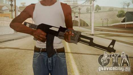 GTA 5 AK-47 для GTA San Andreas