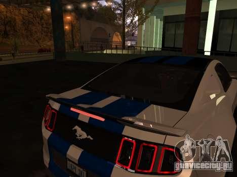 ENB Series [MEDIUM PC] для GTA San Andreas третий скриншот