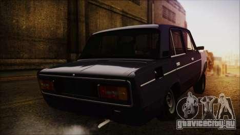 ВАЗ 2106 Хулиган Azeri Style для GTA San Andreas вид слева
