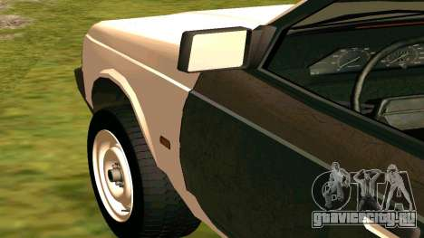 АЗЛК 2141 Бродяга для GTA San Andreas вид сзади