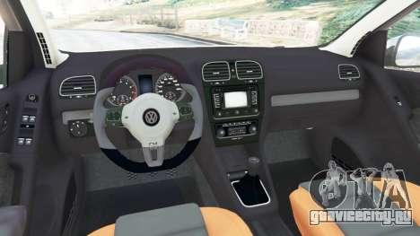 Volkswagen Golf Mk6 v2.0 [Slipknot] для GTA 5
