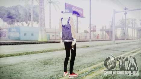 Home Girl Chola 2 для GTA San Andreas третий скриншот