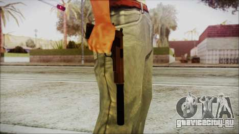 Original Colt 45 Silenced HD для GTA San Andreas