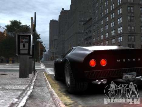GTA 5 Monore Imporeved для GTA 4 вид слева