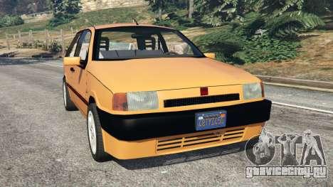 Fiat Tipo для GTA 5