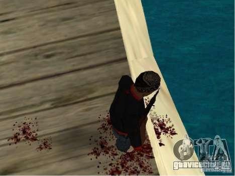 Реалистичная Смерть для GTA San Andreas третий скриншот