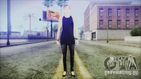 Home Girl Lupita для GTA San Andreas второй скриншот