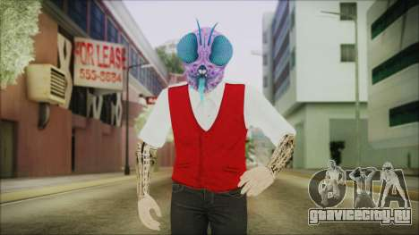 DLC Halloween GTA 5 Mosca для GTA San Andreas