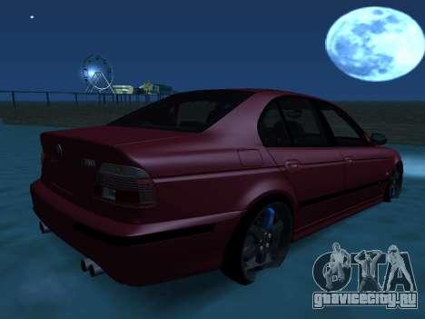 ENB Series [MEDIUM PC] для GTA San Andreas шестой скриншот