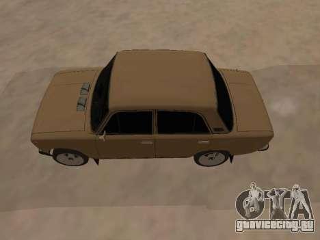 Vaz 2101 V1 для GTA San Andreas вид справа