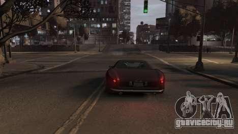 GTA V Stinger Classic для GTA 4 вид сзади