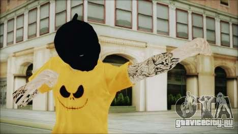 DLC Halloween GTA 5 Calabaza для GTA San Andreas