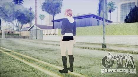 Modern Woman 6 для GTA San Andreas третий скриншот