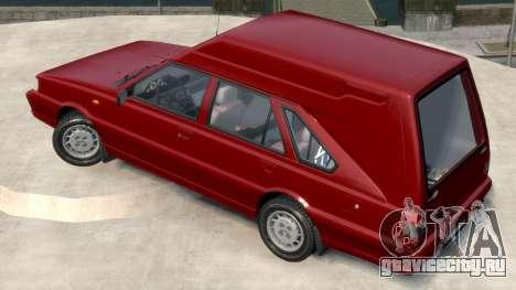 Daewoo-FSO Polonez Cargo Van Plus 1999 для GTA 4 вид слева