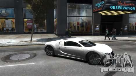 Adder HQ from GTA 5 для GTA 4 вид изнутри