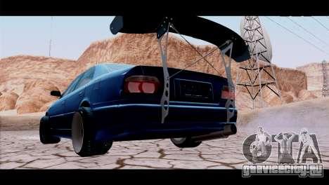 Toyota Chaser Tourer для GTA San Andreas вид слева