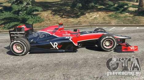 Virgin VR-01 [Тимо Глок] v1.1 для GTA 5 вид слева