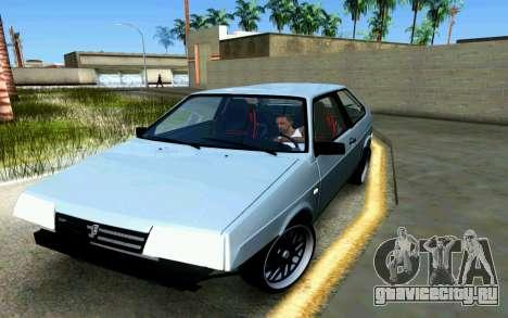 Ваз 2108 V1 для GTA San Andreas
