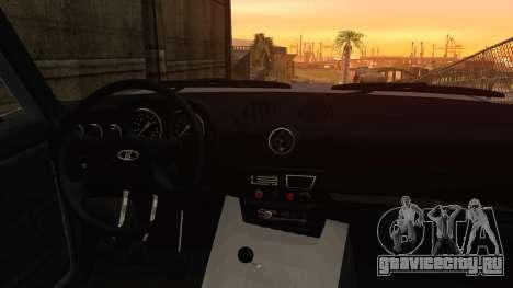 ВАЗ 2106 Хулиган Azeri Style для GTA San Andreas вид справа