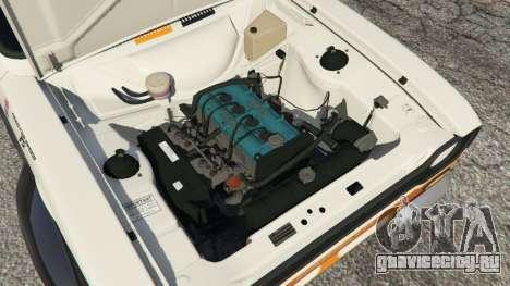 Ford Escort MK1 v1.1 [Carrillo] для GTA 5 вид сзади справа