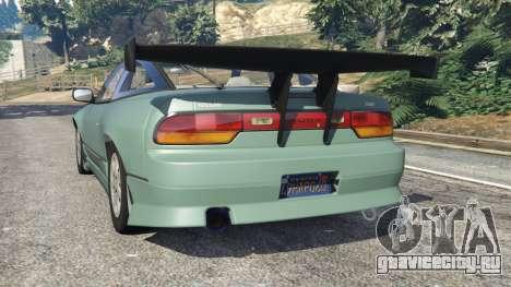 Nissan 240SX для GTA 5