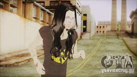 Home Girl SWAG для GTA San Andreas
