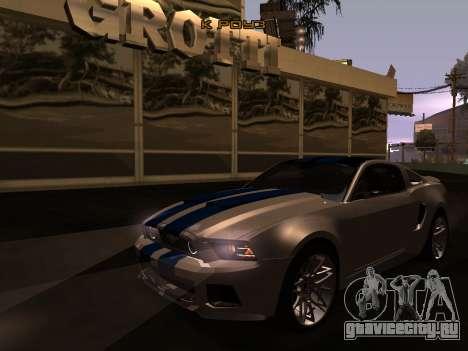 ENB Series [MEDIUM PC] для GTA San Andreas второй скриншот
