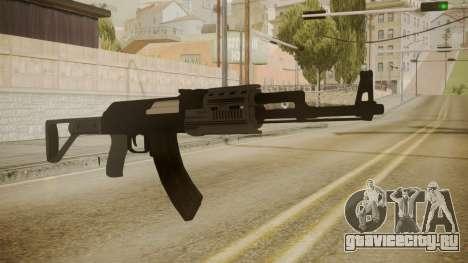 GTA 5 AK-47 для GTA San Andreas второй скриншот