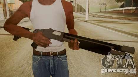 GTA 5 Shotgun для GTA San Andreas третий скриншот