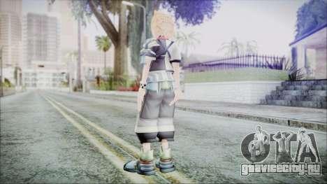 Kingdom Hearts Birth By Sleep - Ventus для GTA San Andreas третий скриншот