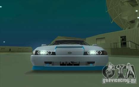 Elegy DRIFT KING GT-1 для GTA San Andreas вид слева