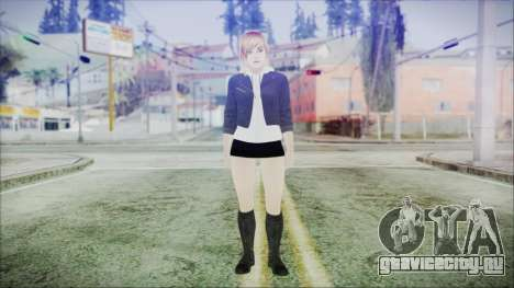 Modern Woman 6 для GTA San Andreas второй скриншот