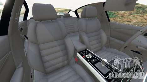 Peugeot 508 для GTA 5 вид справа