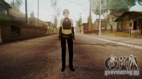 Jennifer для GTA San Andreas второй скриншот