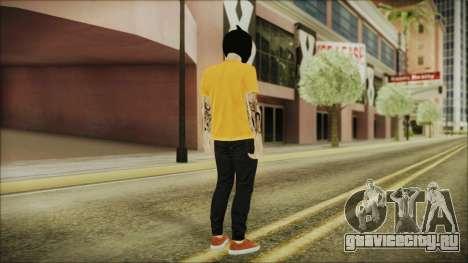 DLC Halloween GTA 5 Skin 3 для GTA San Andreas третий скриншот