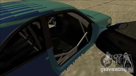 Nissan Skyline R33 Drift Falken для GTA San Andreas вид сзади