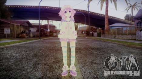 Neptune Re Birth [Hyperdimension Neptunia] для GTA San Andreas второй скриншот