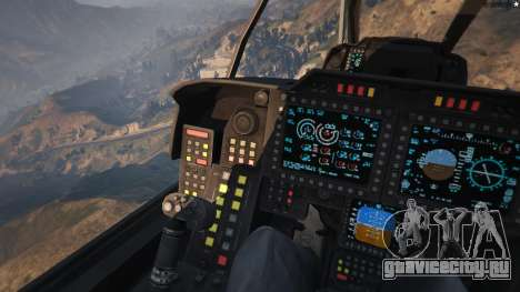 AH-1Z Viper для GTA 5 пятый скриншот